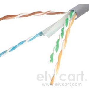 Excel Category 6 Unscreened (U/UTP) 24AWG Cable ‐ PVC
